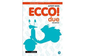 Ecco! due Activity Book