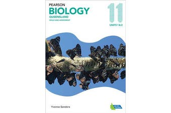 Pearson Biology 11 Queensland Skills and Assessment Book