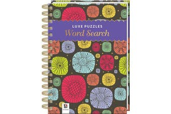 Luxe Puzzles - Word Search 2