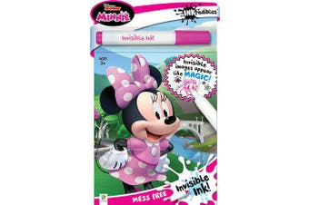 Inkredibles Minnie Mouse Invisible Ink