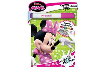 Inkredibles Minnie Mouse Magic Ink Pictures