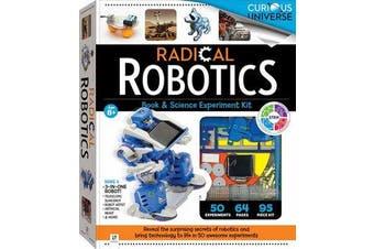 Curious Universe Science Kit - Radical Robotics
