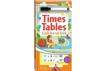 Pull the Tab - Times Tables (2019 Ed)