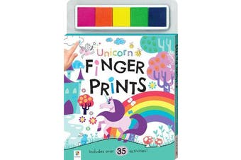 Unicorn Finger Prints Kit