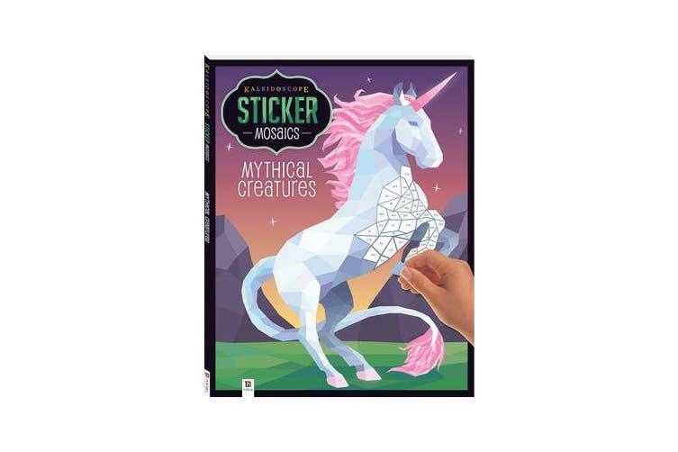 Sticker Mosaics - Mythical Creatures