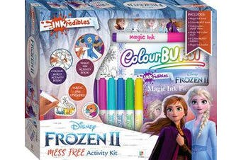 Inkredibles Activity Kit - Frozen 2