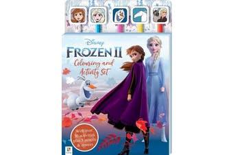 Disney Frozen 2 Colouring & Activity Set