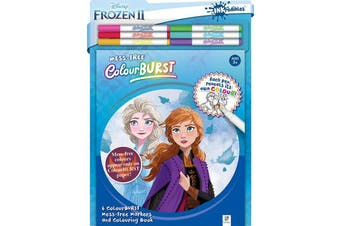Colour Burst Disney Frozen 2 Colouring Kit