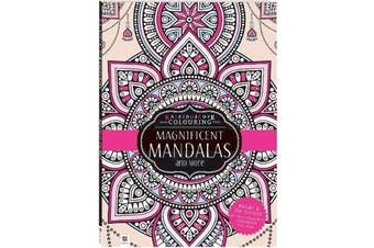 Kaleidoscope Colouring - Magnificent Mandalas and More