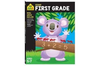 Giant Workbook - First Grade
