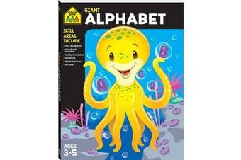 Giant Workbook - Alphabet