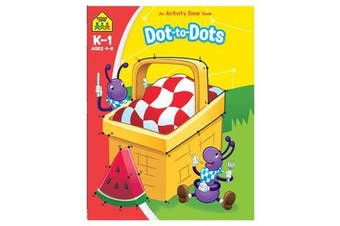 Dot-to-Dot - An Activity Zone Book (2019 Ed)