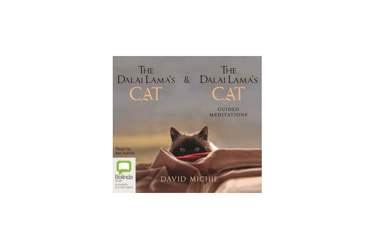 The Dalai Lama's Cat + The Dalai Lama's Cat - Guided Meditations