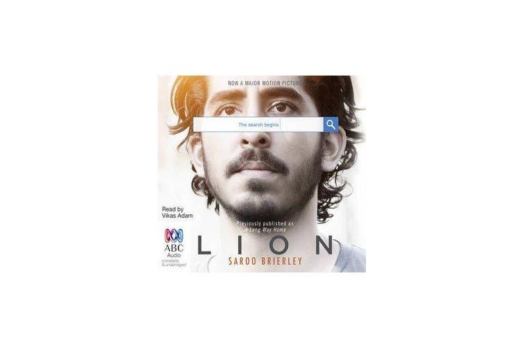 LION - A Long Way Home