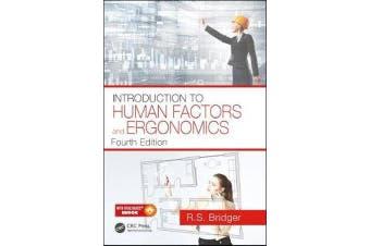 Introduction to Human Factors and Ergonomics