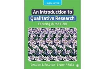 An Introduction to Qualitative Research - Learning in the Field
