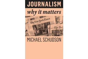 Journalism - Why It Matters