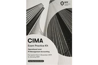 CIMA P1 Management Accounting - Exam Practice Kit