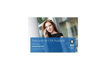 CPA Australia Financial Reporting - Revision Kit