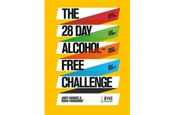 The 28 Day Alcohol-Free Challenge - Sleep Better, Lose Weight, Boost Energy, Beat Anxiety