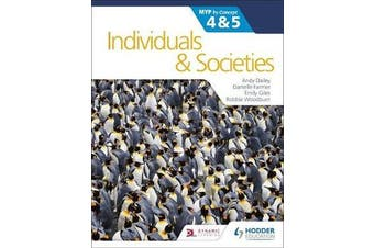 Individuals and Societies for the IB MYP 4&5: by Concept - MYP by Concept