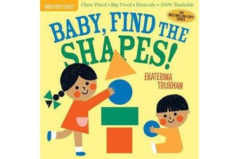 Indestructibles - Baby, Find the Shapes!