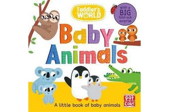 Toddler's World - Baby Animals