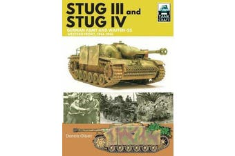 Stug III and IV - German Army, Waffen-SS and Luftwaffe, Western Front, 1944-1945