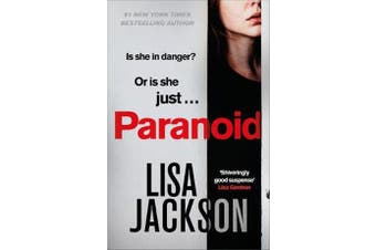 Paranoid - The new gripping crime thriller from the bestselling author