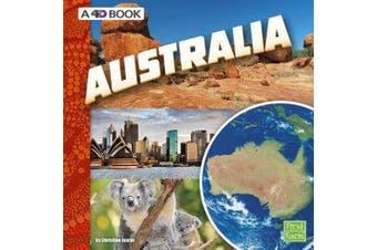 Australia - A 4D Book
