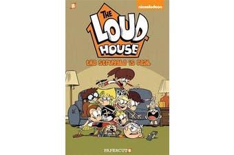 "The Loud House #4 - ""The Struggle is Real"""