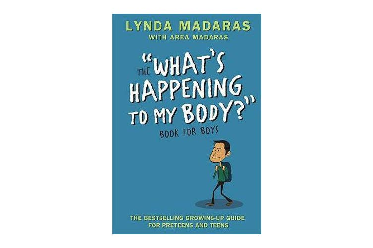 What's Happening to My Body? Book for Boys - Revised Edition
