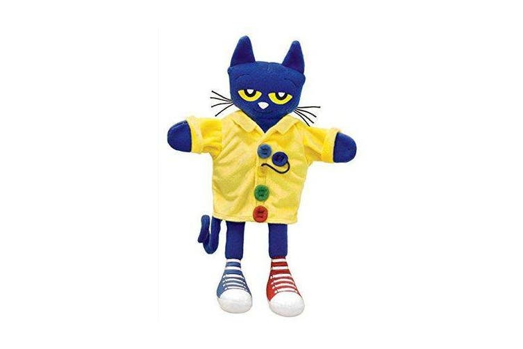 """Pete the Cat and His Four Groovy Buttons Puppet - 14.5"""""""