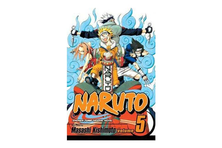 Naruto, Vol. 5 - The Challengers