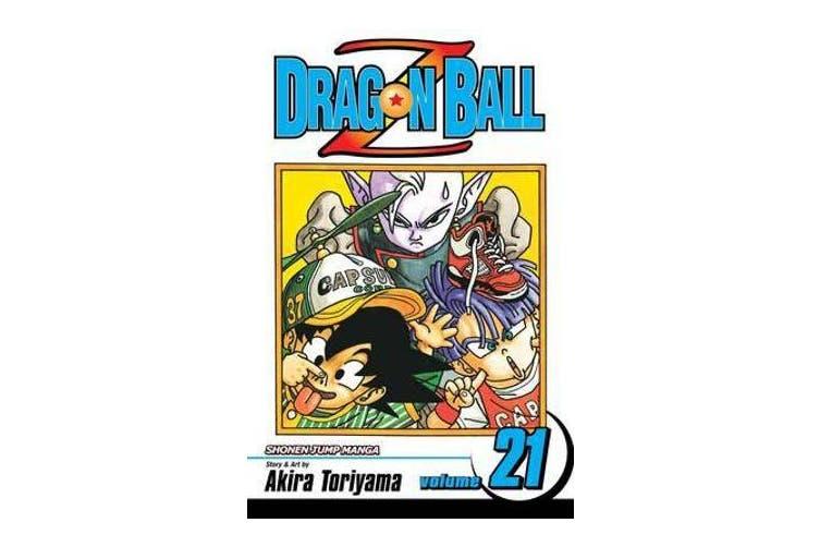 Dragon Ball Z, Vol. 21