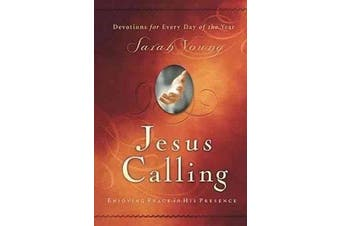 Jesus Calling - Enjoying Peace in His Presence (with Scripture References)