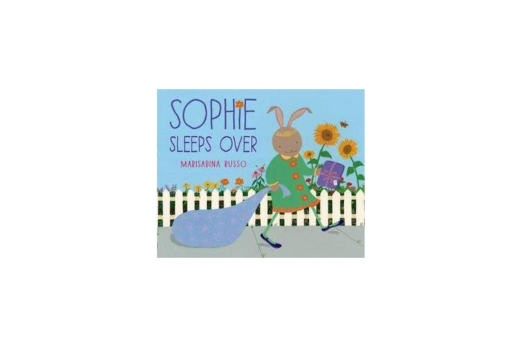 Sophie Sleeps Over - A Picture Book