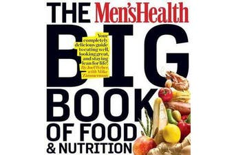 Men's Health Big Book of Nutrition