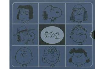 The Complete Peanuts 1991-1994 Gift Box Set