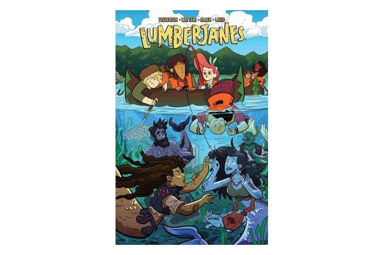 Lumberjanes Vol. 5 - Band Together