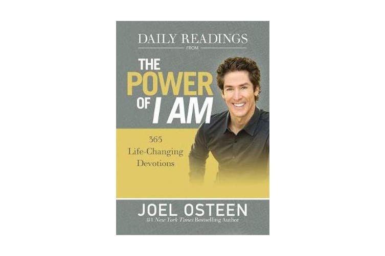 Daily Readings From The Power of I Am - 365 Life-Changing Devotions