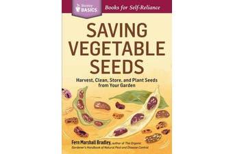 Saving Vegetable Seeds