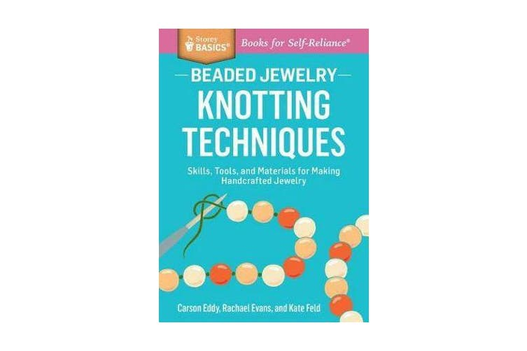 Beaded Jewelry - Knotting Techniques