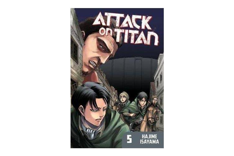 Attack On Titan 5