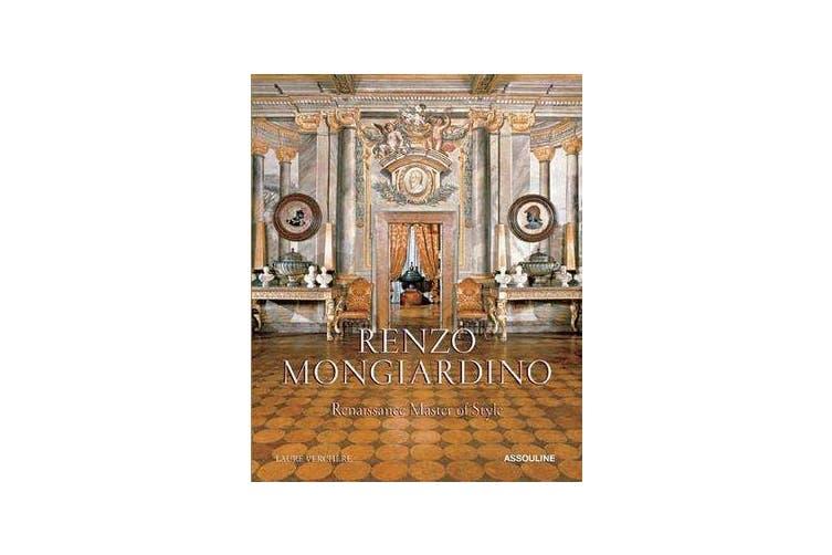 Renzo Mongiardino - Renaissance Master of Style