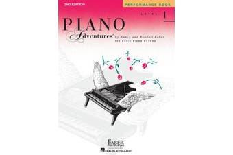 Piano Adventures - Performance Book - Level 1