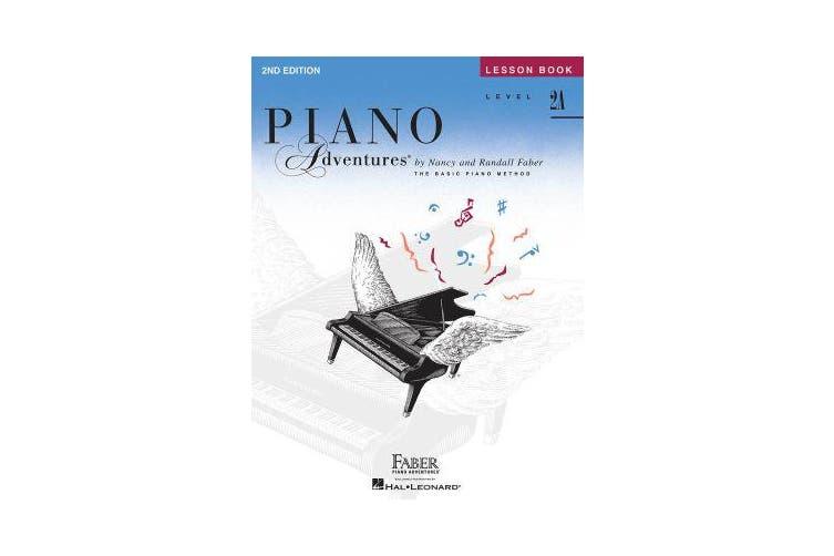 Piano Adventures - Lesson Book - Level 2A
