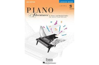 Piano Adventures - Lesson Book 2B 2nd Edition