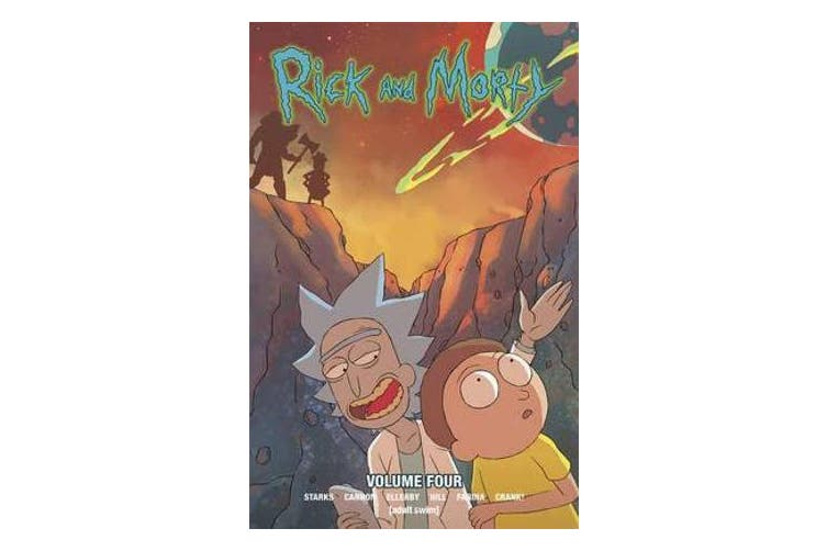 Rick and Morty Volume 4