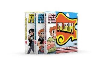 Scott Pilgrim Color Collection Box Set - Soft Cover Edition